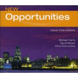 New Opportunities Upper-intermediate Class CDs