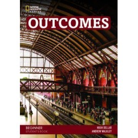 Outcomes Beginner Second Edition Student's Book + Class DVD