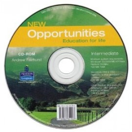 New Opportunities Intermediate CD-ROM