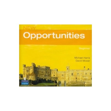 New Opportunities Beginner Class CD