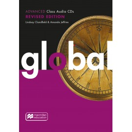 Global Advanced Revised Edition Audio CD