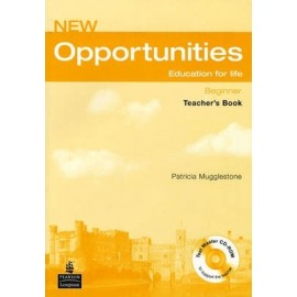 New Opportunities Beginner Teacher's Book with Test Master CD-ROM