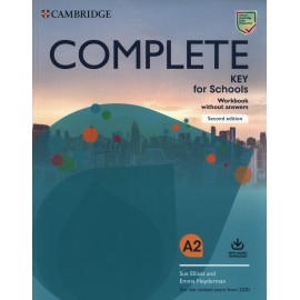 Complete Key for Schools for Revised Exam from 2020 Workbook without Answers with Audio Download