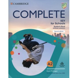Complete Key for Schools for Revised Exam from 2020 Student's Book and Workbook