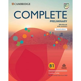 Complete Preliminary for Revised Exam from 2020 Workbook with Answers with Online Practice