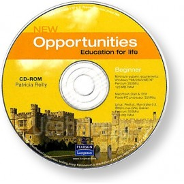 New Opportunities Beginner CD-ROM