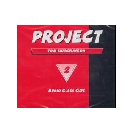 Project 2 Class Audio CDs (2)