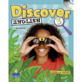 Discover English 3 Workbook