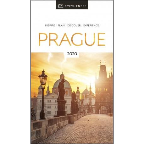DK Eyewitness Prague : 2020