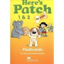 Here's Patch the Puppy 1&2 Flashcards
