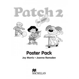 Here's Patch the Puppy 2 Classroom Posters (with stickers)