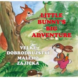 Velké dobrodružství malého zajíčka / Little Bunny´s Big Adventure