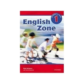 English Zone 1 Student's Book