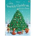 Sparkly Christmas Sticker Book