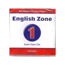 English Zone 1 Class CD