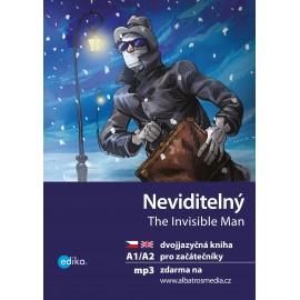 Neviditelný / The Invisible Man + MP3 audio download