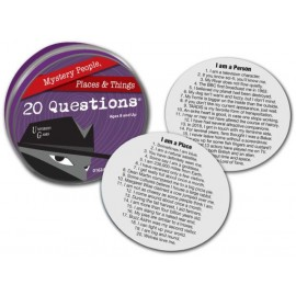 20 Questions Mystery Game in a tin