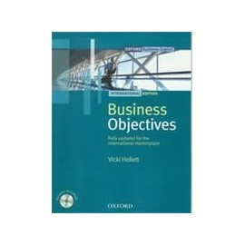 Business Objectives International Edition Student's Book Pack