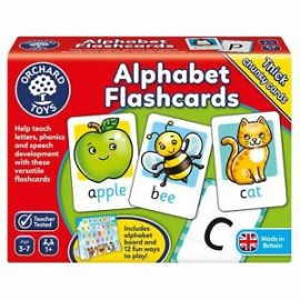 Alphabet Flashcards