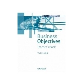 Business Objectives International Edition Teacher's Book