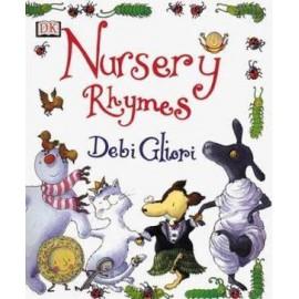 Debi Gliori's Nursery Rhymes + CD