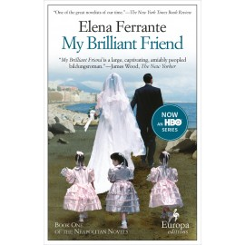 My Brilliant Friend ( book One)