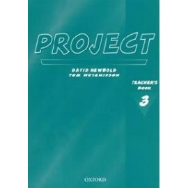Project 3 Teacher's Book
