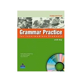 Grammar Practice for Intermediate Students (with key) + CD-ROM