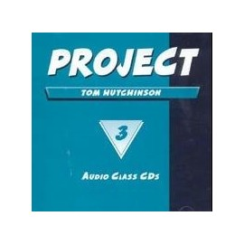 Project 3 Class Audio CDs (2)