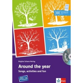 Around the Year Songs, Activities and Fun with Audio CD