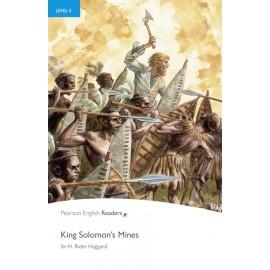 King Solomon's Mines + MP3 Audio CD
