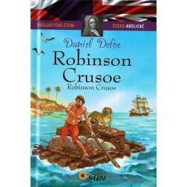 Robinson Crusoe / Robinson Crusoe Dvojjazyčné čtení česko-anglické