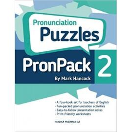 PronPack 2: Pronunciation Puzzles