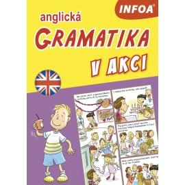 Anglická gramatika v akci