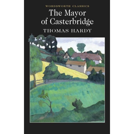 an analysis of the plot in the mayor of casterbridge by thomas hardy