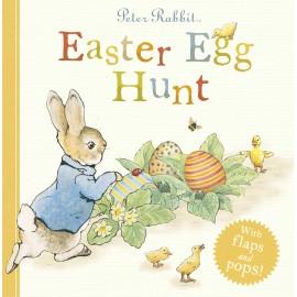 Peter Rabbit: Easter Egg Hunt : Pop-up Book