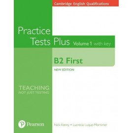 First Certificate Practice Tests Plus 1 (with key) + Online Resources