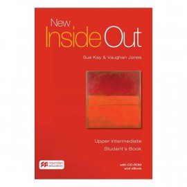 New Inside Out Upper-intermediate Student´s Book Updated with eBook of the Student´s Book + CD-ROM
