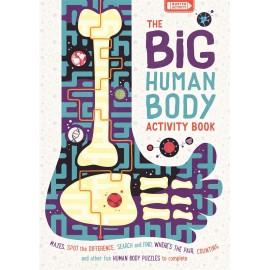 The Big Human Body Activity Book