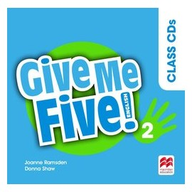 Give Me Five! Level 2 Audio CD
