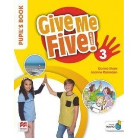 Give Me Five! Level 3 Pupil's Book Pack