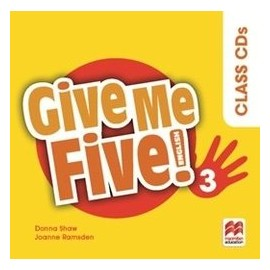 Give Me Five! Level 3 Audio CDs