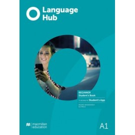Language Hub Beginner Students Book + Navio App.