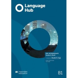 Language Hub Pre-Intermediate Student's Book + Student´s App.