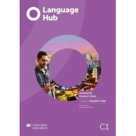 Language Hub Advanced Student's Book + Student´s App.