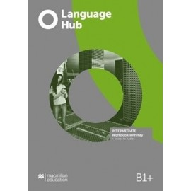 Language Hub Intermediate Workbook with Key + Student's app