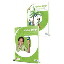 Global StageLevel 2 Literacy Book and Language Book with Navio App