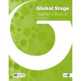 Global Stage Level 2 Teacher's Book with Navio App