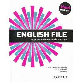 English File Third Edition Intermediate Plus Student's Book