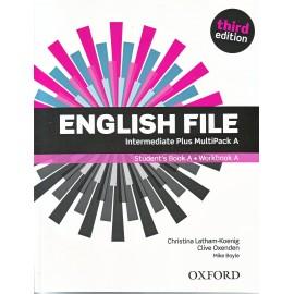 English File Third Edition Intermediate Plus Multipack A
